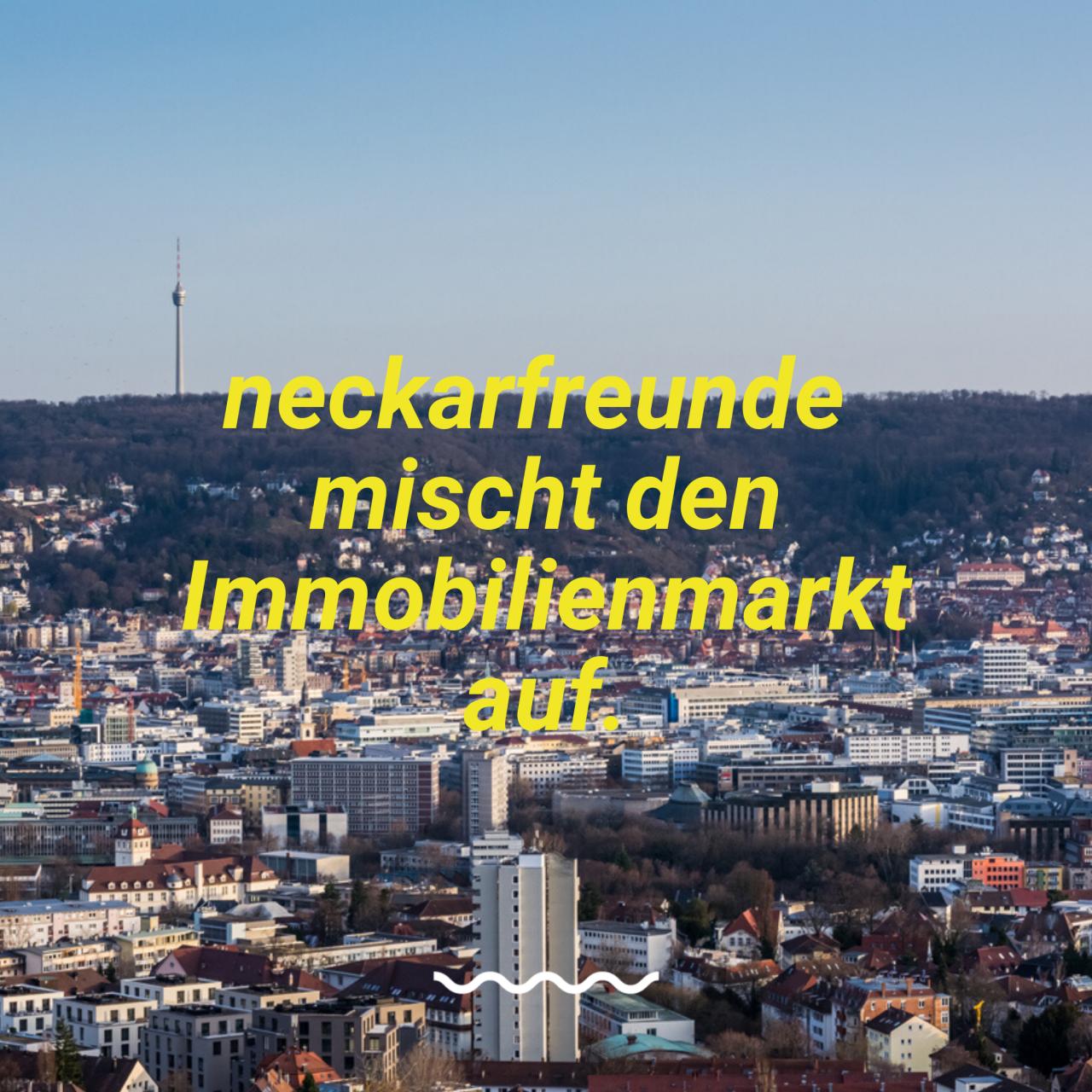 Bild Skyline von Stuttgart mit Fernsehturm