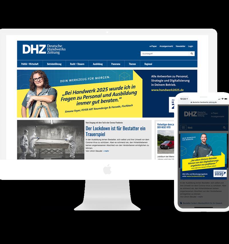 """""""Der Baden-Württembergische Handwerkstag (BWHT) startet landesweite Markenkampagne zum Thema Zukunftsinitiative Handwerk 2025"""""""