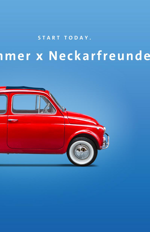 Familienunternehmen Bommer und Neckarfreunde machen gemeinsame Sache.